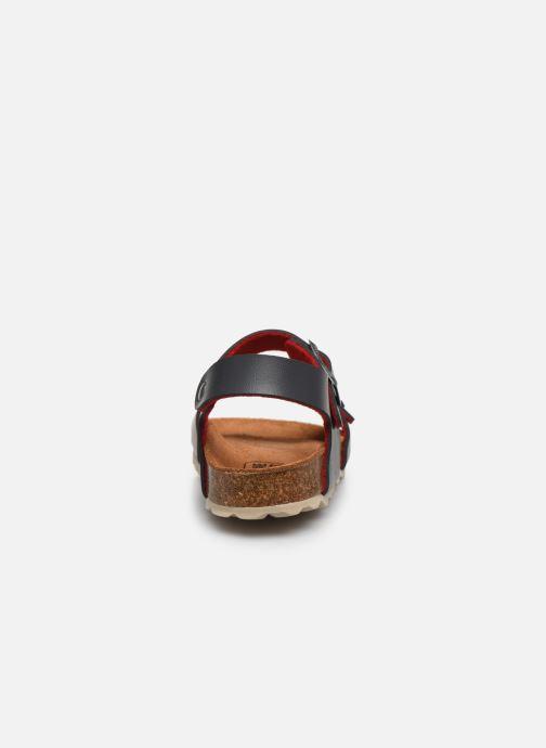 Sandales et nu-pieds I Love Shoes Borini Gris vue droite