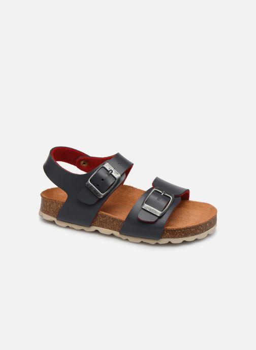 Sandales et nu-pieds I Love Shoes Borini Gris vue détail/paire