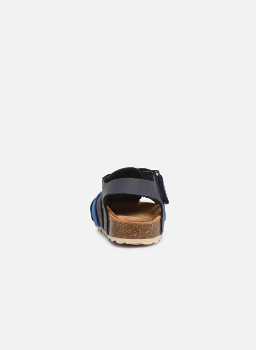 Sandalias I Love Shoes Boliver Azul vista lateral derecha
