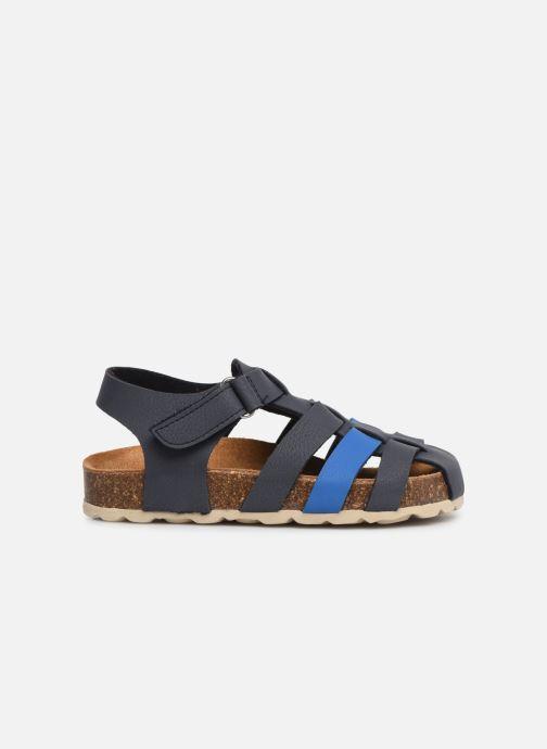 Sandales et nu-pieds I Love Shoes Boliver Bleu vue derrière