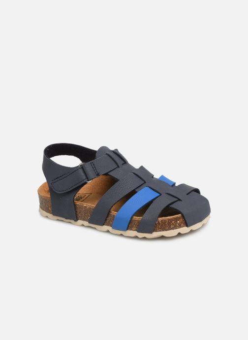 Sandalias I Love Shoes Boliver Azul vista de detalle / par