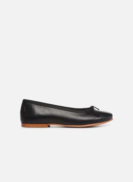 Ballerinas I Love Shoes Boreli Leather schwarz ansicht von hinten