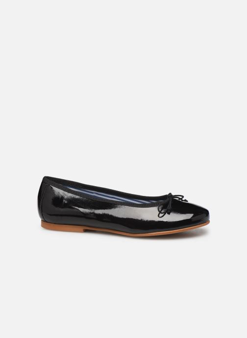 Ballerine I Love Shoes Boreli Leather Nero immagine posteriore