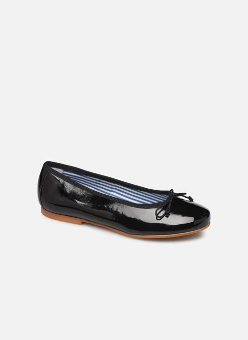 Ballerinas I Love Shoes Boreli Leather schwarz detaillierte ansicht/modell
