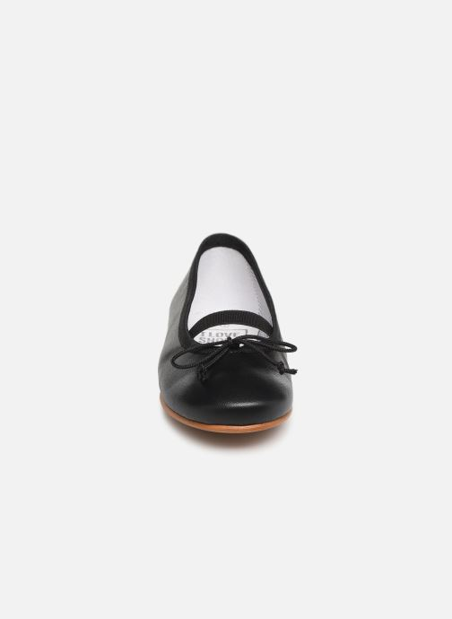 Ballet pumps I Love Shoes Borelina Leather Black model view