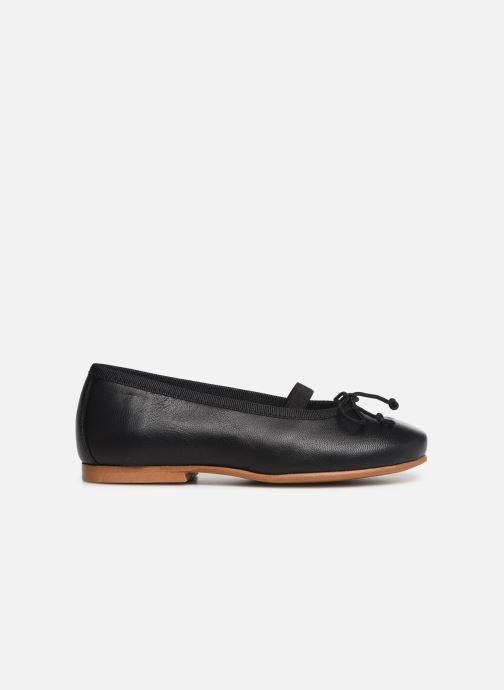 Bailarinas I Love Shoes Borelina Leather Negro vistra trasera