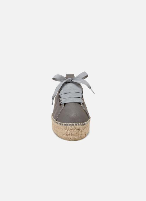Espadrilles Manebi Canyon K 5.1 E grau schuhe getragen