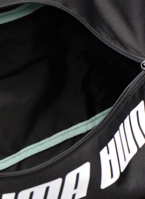 Borsa da palestra Puma WMN CORE BARREL BAG S Nero immagine posteriore