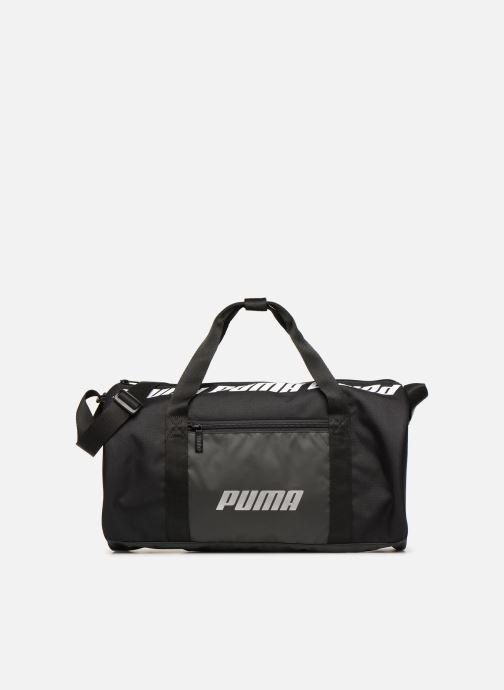Sporttassen Puma WMN CORE BARREL BAG S Zwart detail