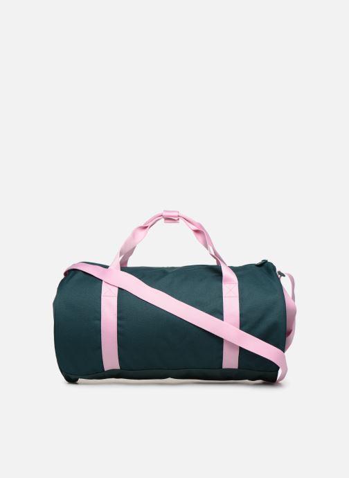 Sports bags Puma WMN CORE BARREL BAG S Green front view