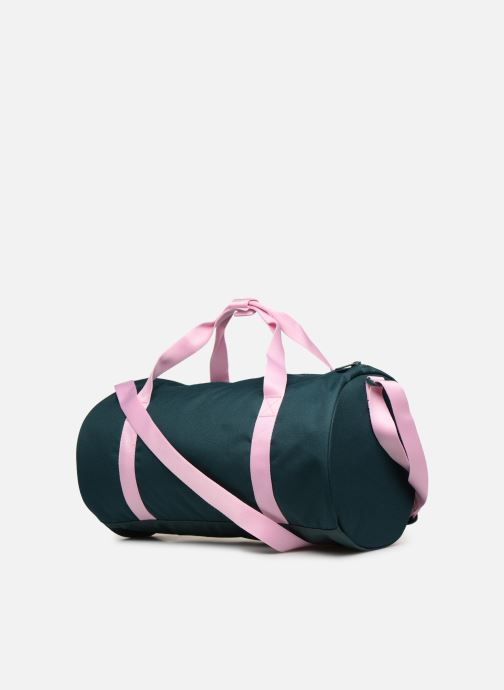 Sports bags Puma WMN CORE BARREL BAG S Green view from the right