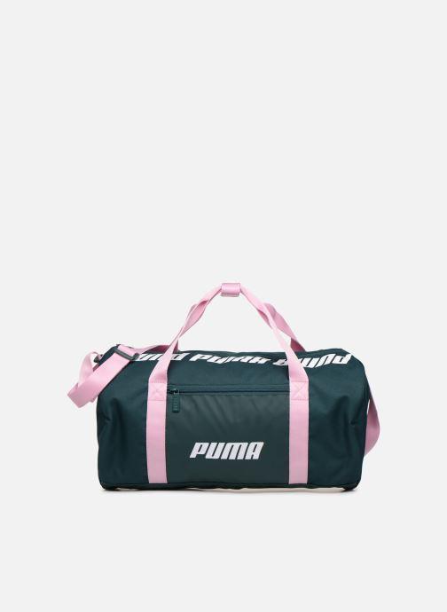 Sports bags Puma WMN CORE BARREL BAG S Green detailed view/ Pair view