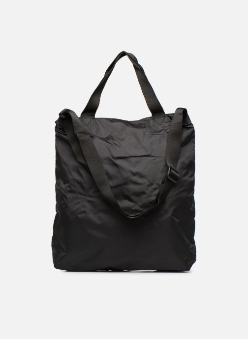 Bolsos de mano Puma WMN CORE SEA SHOPPER Negro vista de frente