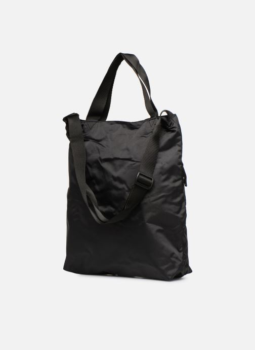 Bolsos de mano Puma WMN CORE SEA SHOPPER Negro vista lateral derecha