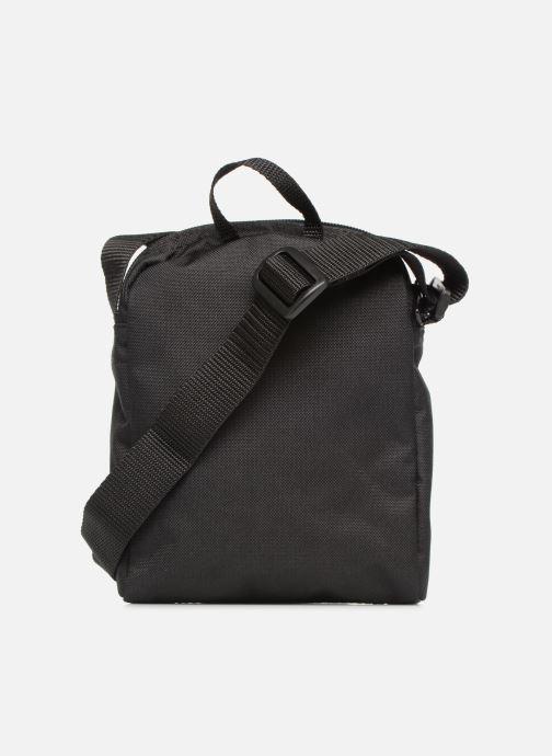 Herrentaschen Puma CITY PORTABLE II schwarz ansicht von vorne