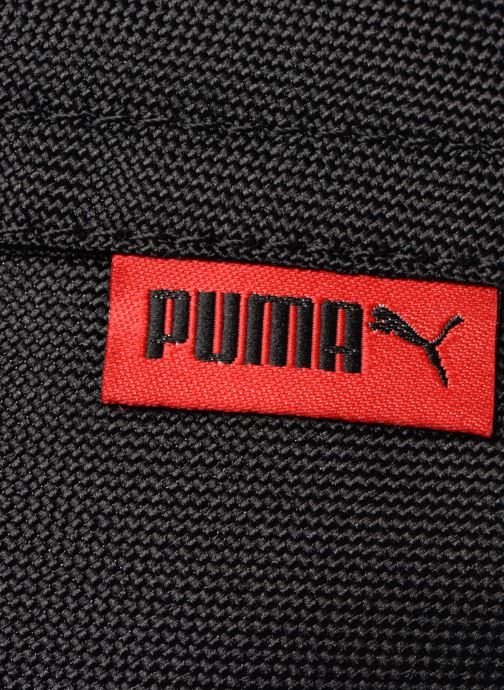 Men's bags Puma CITY PORTABLE II Black view from the left