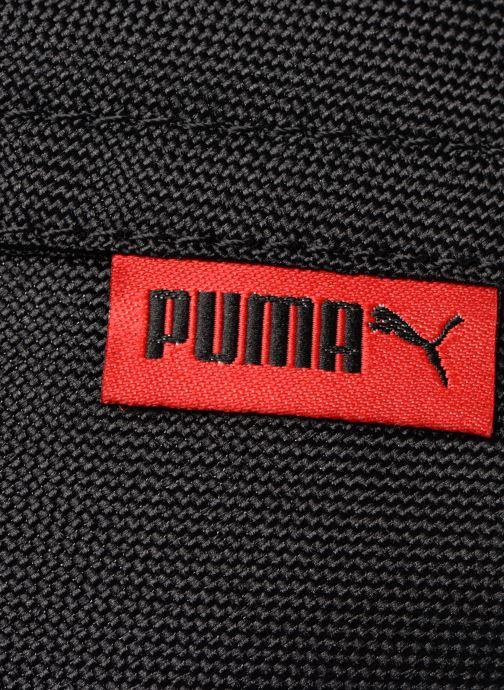 Herrentaschen Puma CITY PORTABLE II schwarz ansicht von links