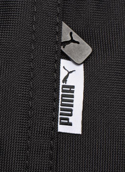 Borse uomo Puma CITY PORTABLE II Nero immagine sinistra