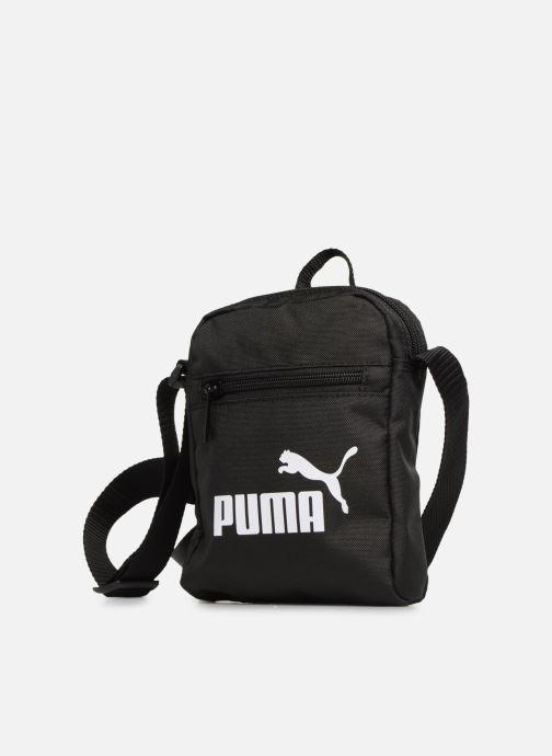 Herrentaschen Puma CITYPORTABLE schwarz schuhe getragen