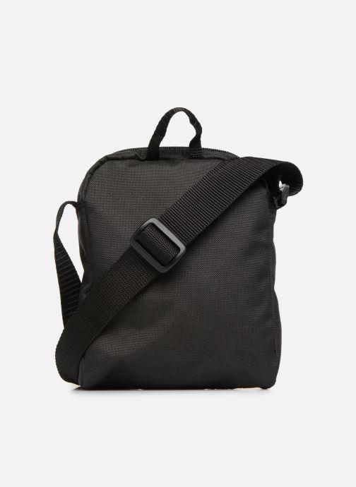 Herrentaschen Puma CITYPORTABLE schwarz ansicht von vorne