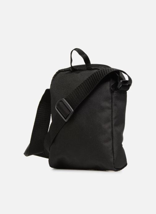 Herrentaschen Puma CITYPORTABLE schwarz ansicht von rechts