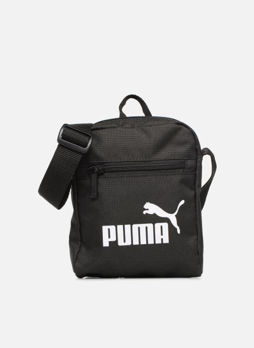 Bolsos de hombre Puma CITYPORTABLE Negro vista de detalle / par