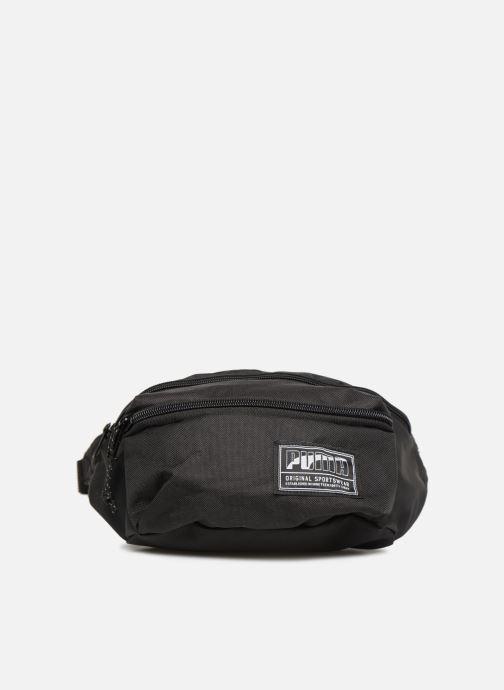 Marroquinería pequeña Puma ACADEMY WAIST BAG Negro vista de detalle / par