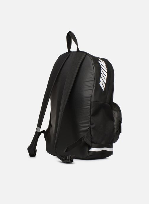 Rucksacks Puma CORE BP Black view from the right
