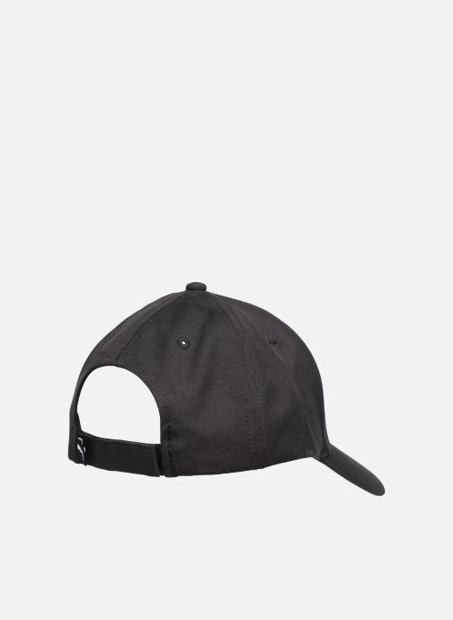 Cappellino Puma METAL CAT CAP Nero modello indossato