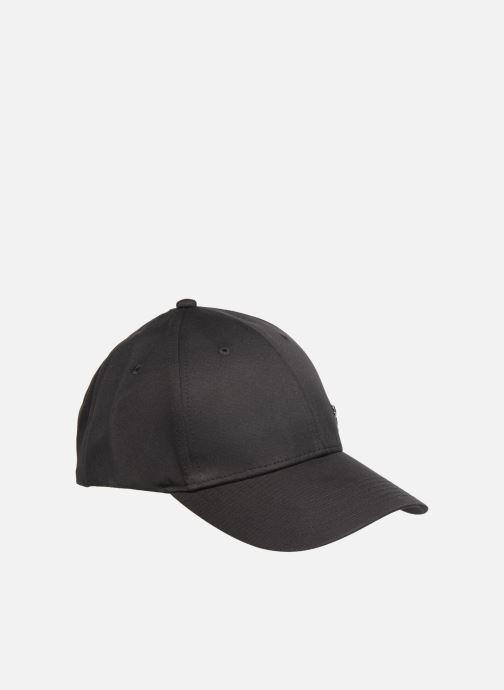 Kappe Puma METAL CAT CAP schwarz ansicht von vorne
