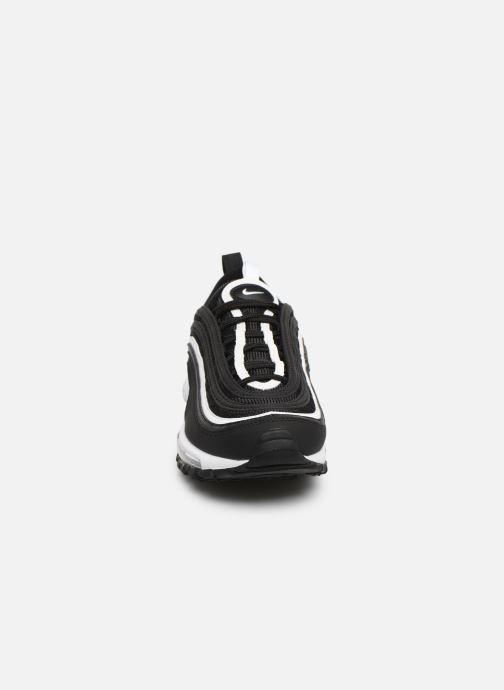 Sneaker Nike Nike Air Max 97 (Gs) schwarz schuhe getragen