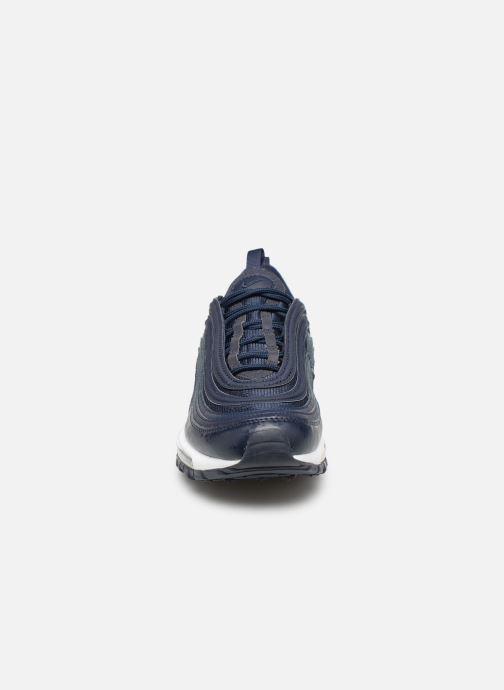 Sneakers Nike Nike Air Max 97 (Gs) Blå bild av skorna på