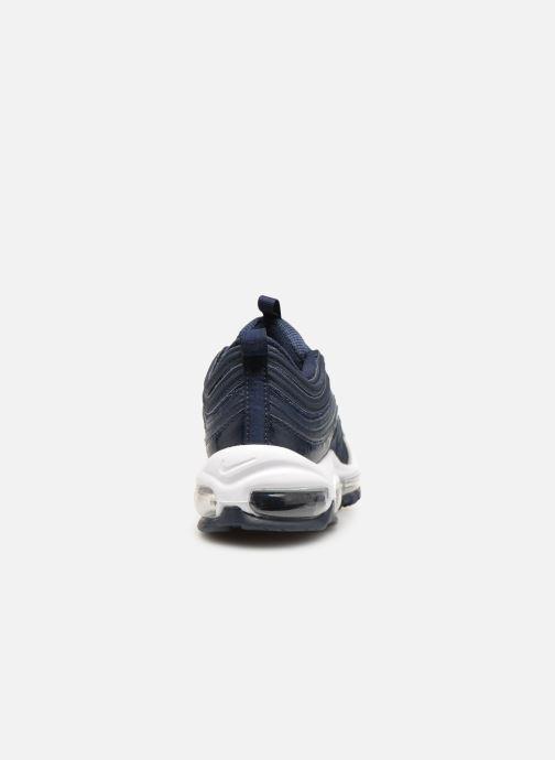Baskets Nike Nike Air Max 97 (Gs) Bleu vue droite