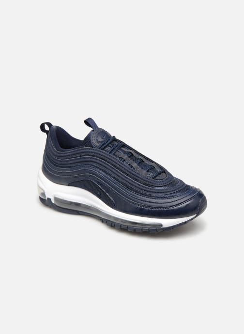 Sneakers Nike Nike Air Max 97 (Gs) Blå detaljerad bild på paret