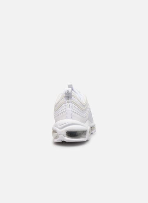 Baskets Nike Nike Air Max 97 (Gs) Blanc vue droite