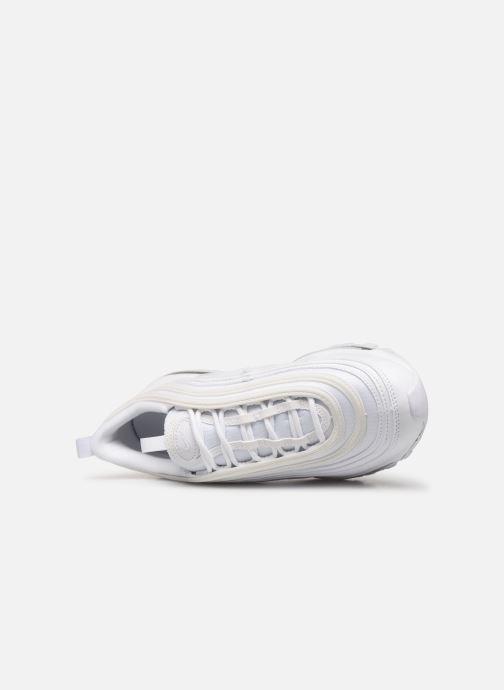 Baskets Nike Nike Air Max 97 (Gs) Blanc vue gauche