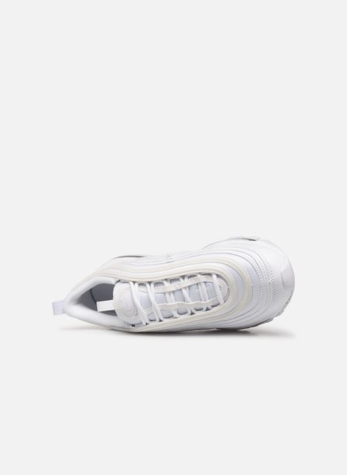 Baskets Nike Nike Air Max 97 (Gs) Blanc vue gauche