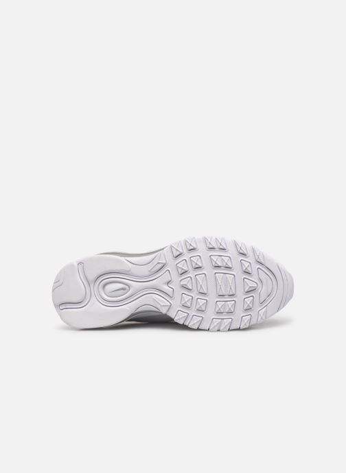 Baskets Nike Nike Air Max 97 (Gs) Blanc vue haut