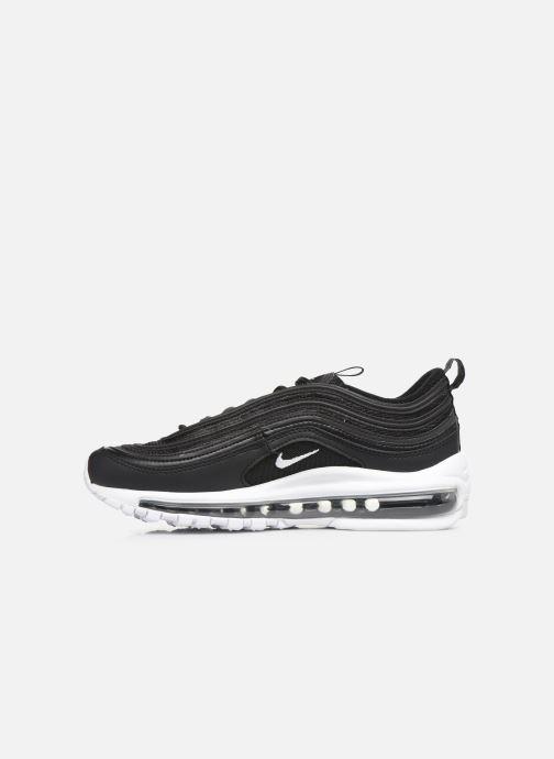 Sneakers Nike Nike Air Max 97 (Gs) Zwart voorkant