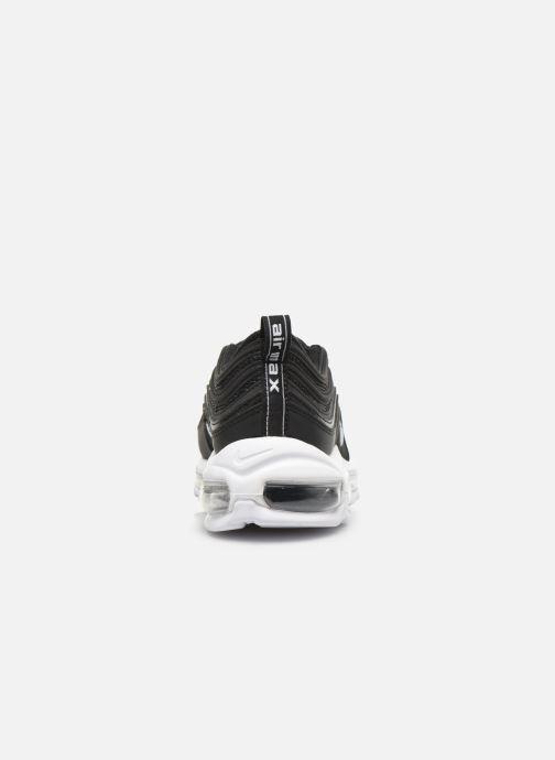 Sneakers Nike Nike Air Max 97 (Gs) Zwart rechts