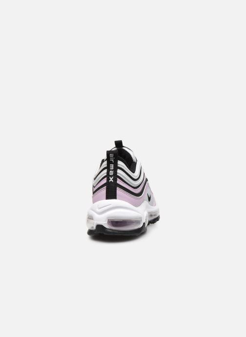Sneaker Nike Nike Air Max 97 (Gs) rosa ansicht von rechts