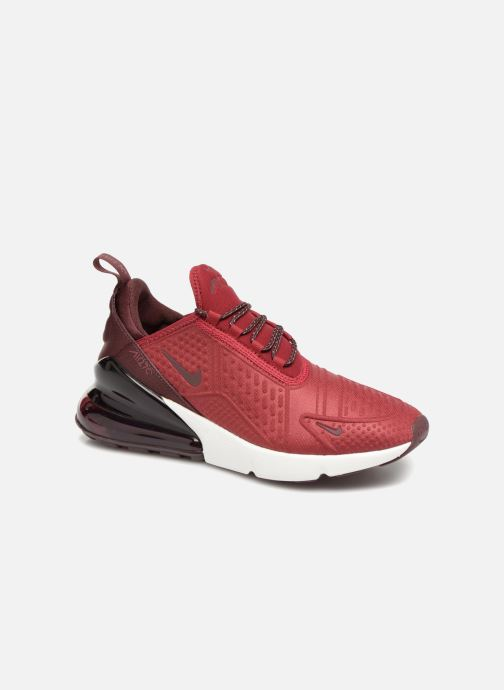 check out ebf71 07e26 Baskets Nike Nike Air Max 270 Se (Gs) Rouge vue détail paire