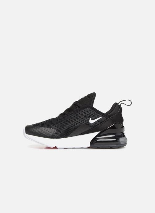 Sneakers Nike Nike Air Max 270 (Ps) Nero immagine frontale