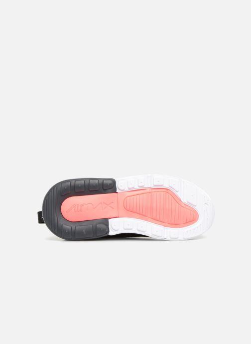 Baskets Nike Nike Air Max 270 (Ps) Noir vue haut
