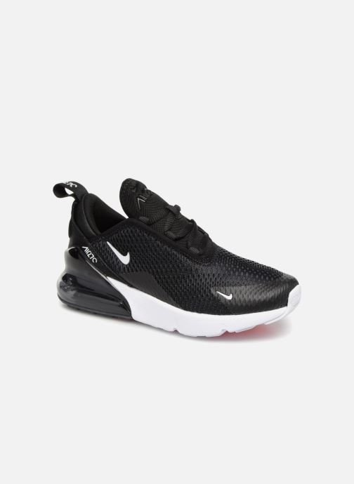 info for 8b108 e4d03 Baskets Nike Nike Air Max 270 (Ps) Noir vue détail paire