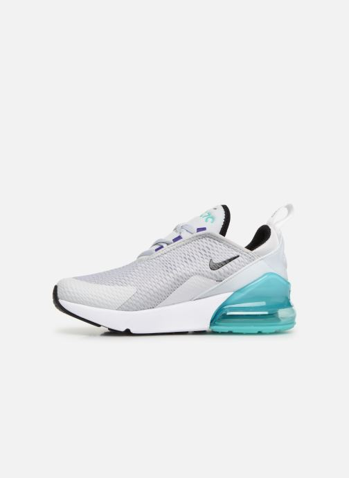 Deportivas Nike Nike Air Max 270 (Ps) Blanco vista de frente