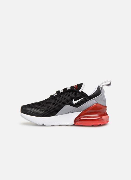 Deportivas Nike Nike Air Max 270 (Ps) Negro vista de frente