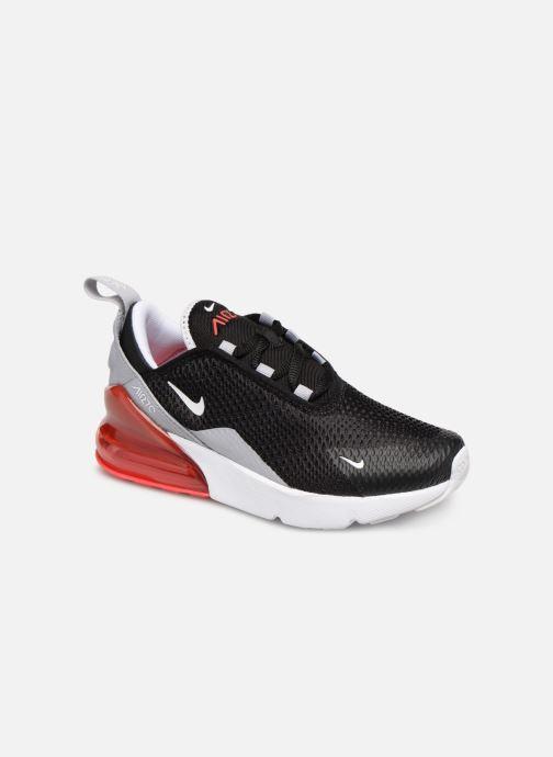 info for f5da3 2e3a8 Baskets Nike Nike Air Max 270 (Ps) Noir vue détail paire