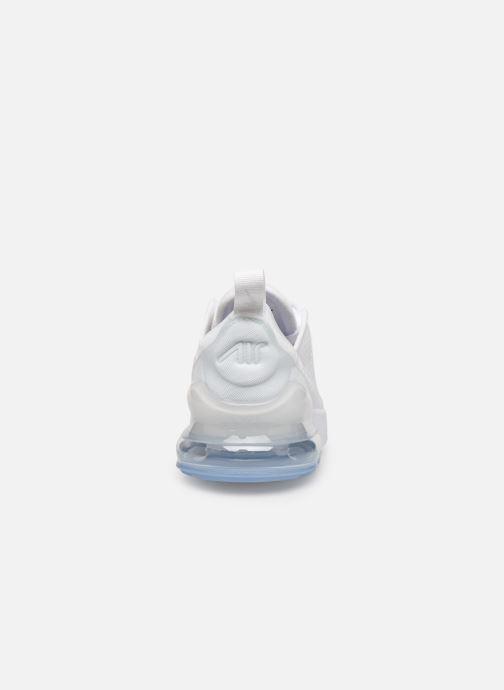 Sneaker Nike Nike Air Max 270 (Ps) weiß ansicht von rechts