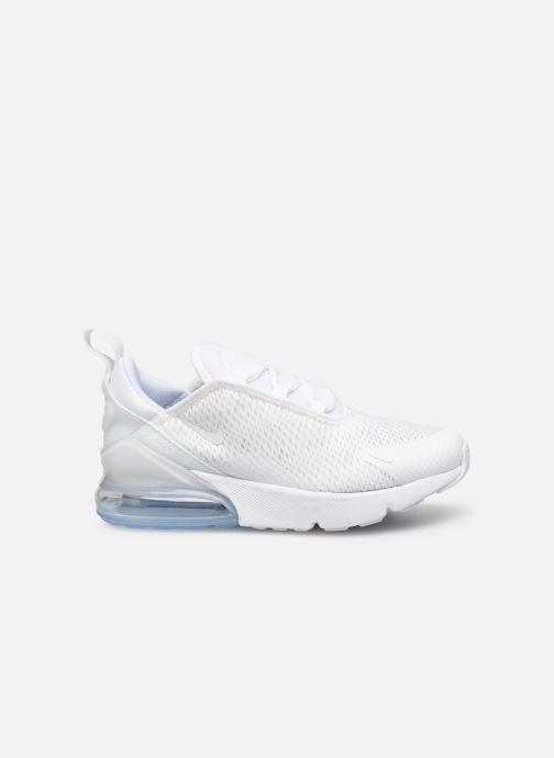 Sneakers Nike Nike Air Max 270 (Ps) Hvid se bagfra